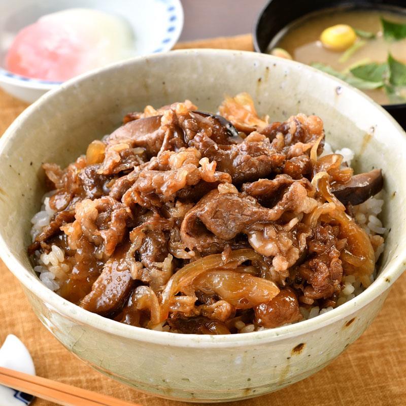 牛すき丼の具 5袋