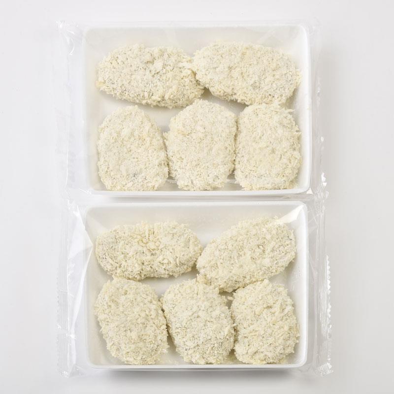 おうちで揚げる海老カツレツ オリジナル味 10個