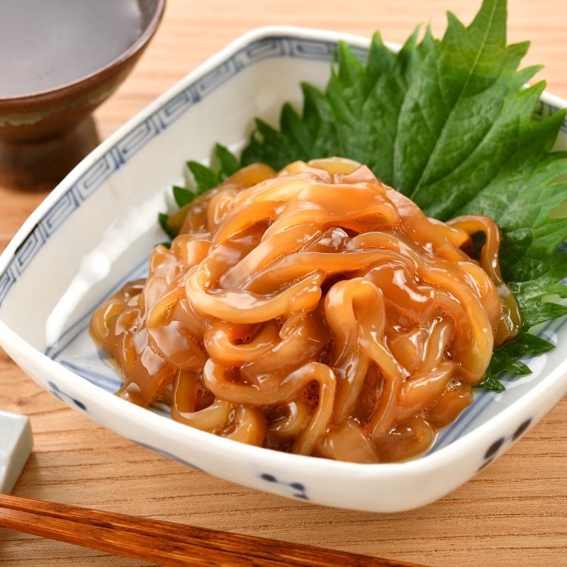 隠岐の寒シマメ肝醤油漬け 8袋