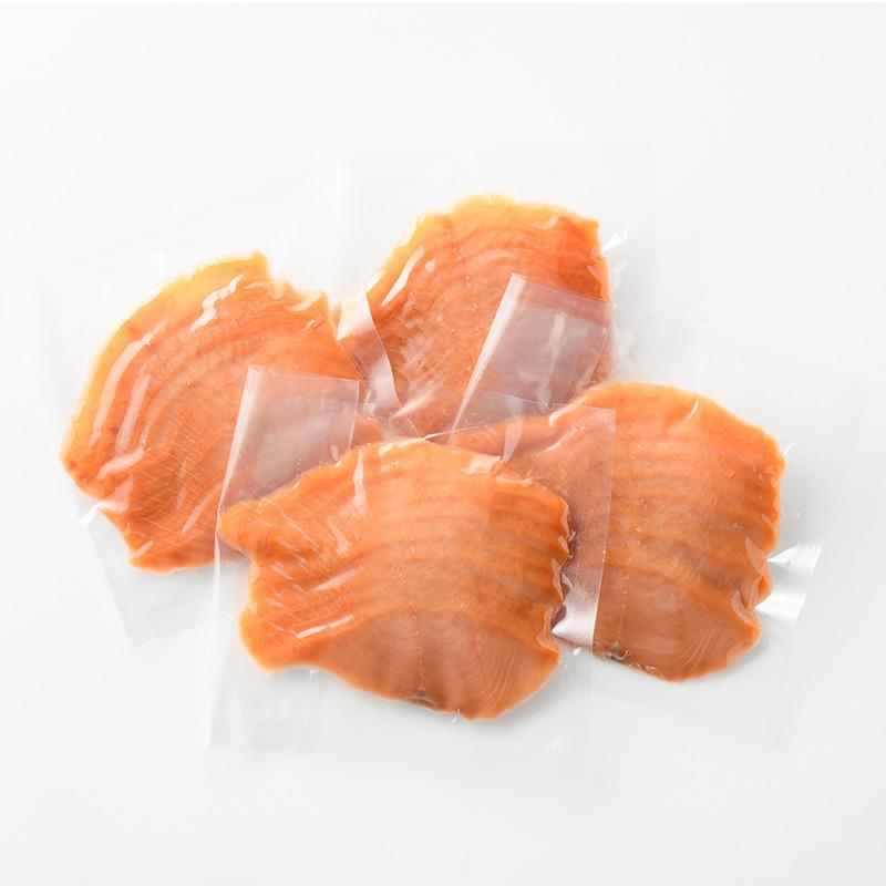 秋鮭のスモークサーモン 4袋