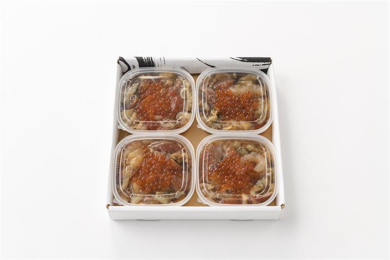 マルシェ限定 海鮮丼 4パック