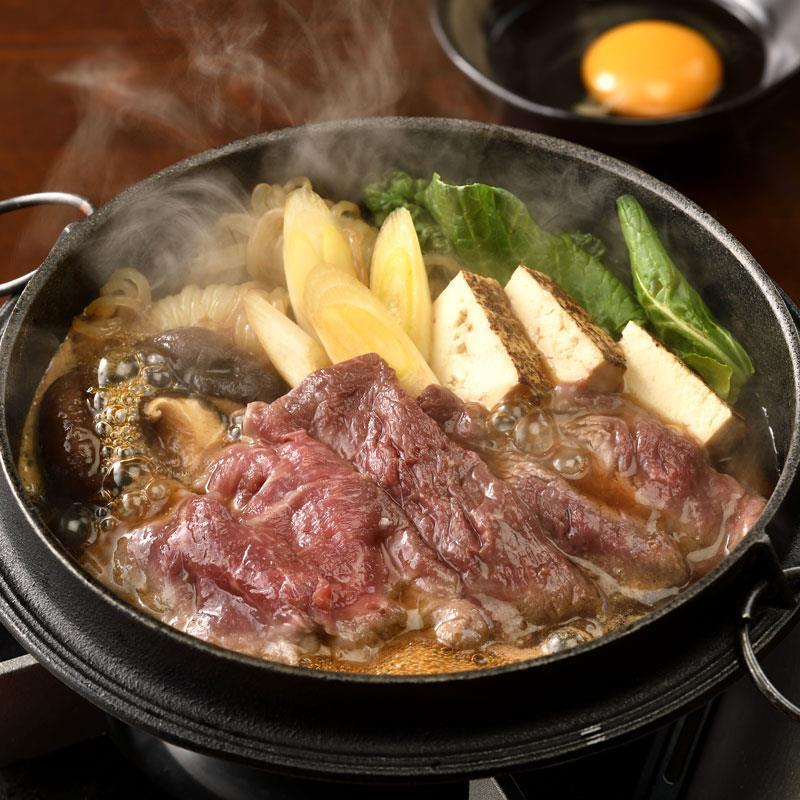 文春マルシェ限定 浅草「中江」の桜なべ2人前 特製鍋付き