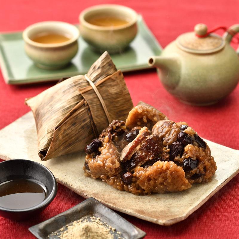丹波黒豆しし肉粽(ちまき) 肉粽セット
