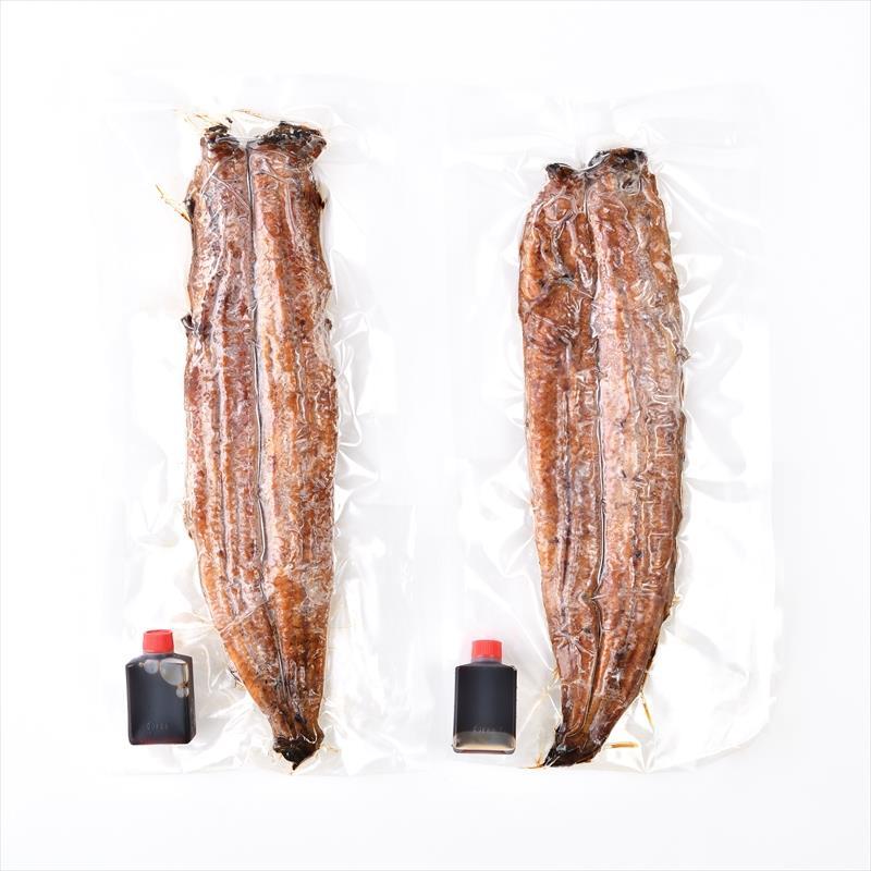 「にょろ助 銀座」国産うなぎ蒲焼 2尾セット