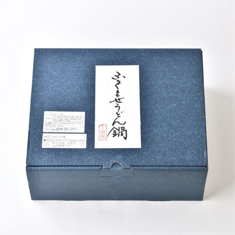 「岡山浜作」ふきよせうどんすきなべ