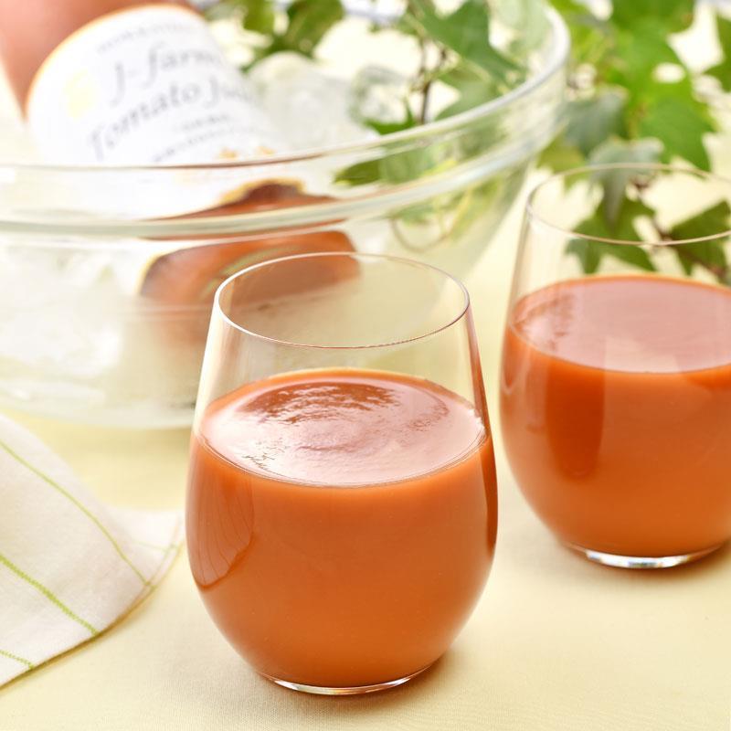 レッドジュエルのトマトジュース 2本