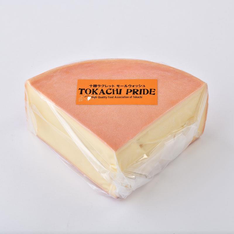 十勝ラクレットチーズ お徳用1/4ホール