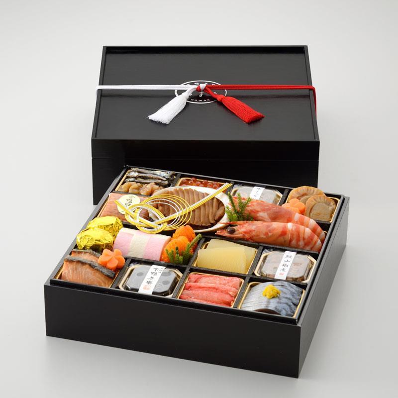 【12月30日お届け予定】<br>下鴨茶寮「日本酒バル のまえ」酒肴一段