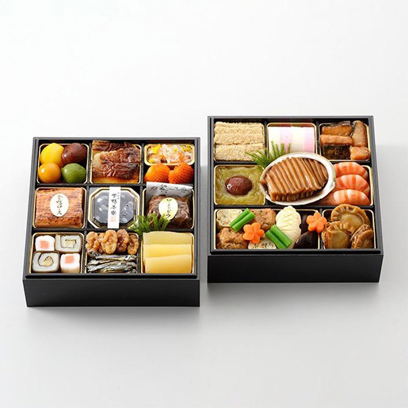 【12月30日お届け予定】<br>下鴨茶寮「日本酒バル のまえ」和二段